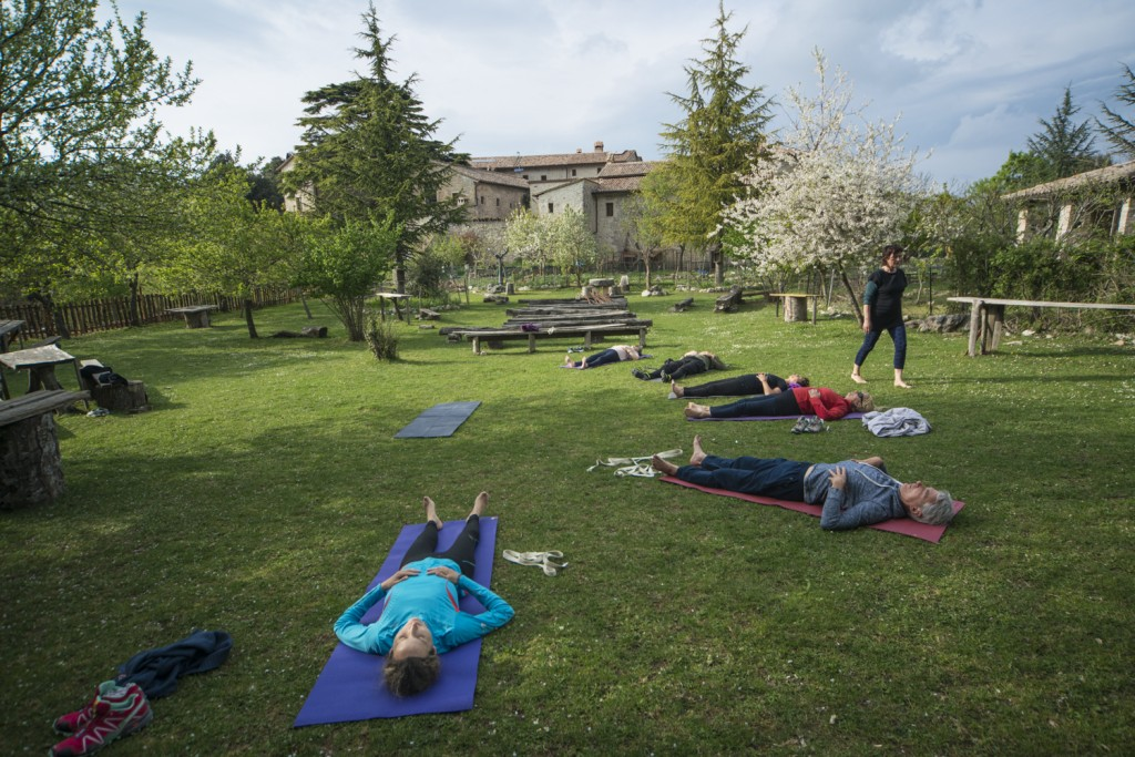 Yoga romita di cesi metaitalia360