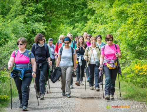 Vacanza a piedi con Metaitalia360
