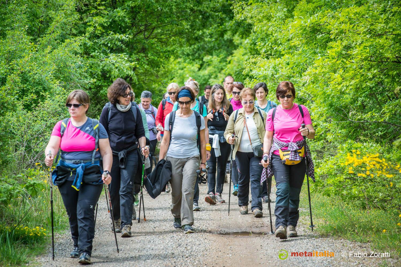 Vacanza a piedi - la Tuscia con Metaitalia360